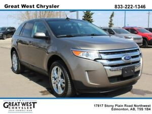 2013 Ford Edge NO ACCIDENTS**PWR SEATS**LEATHER**CARGO MAT**PANO