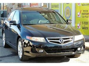 2008 Acura TSX/ONLY 107 K