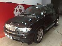 BMW X5 AUTO ESTATE (black) 2004