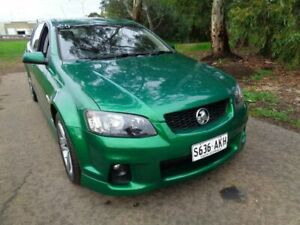 2010 Holden Commodore Green Sports Automatic Wagon Mile End South West Torrens Area Preview