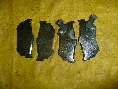 New Unknown Tru Tech Organic Brake Pads Abex6017ff