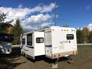 **31 foot Jayco JFlight trailer****FOR SALE BY OWNER**