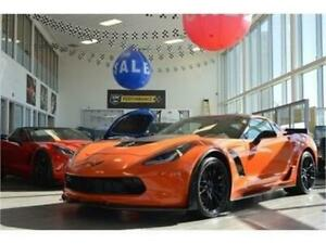 2019 Chevrolet Corvette Z06 Coupe Auto Sebring Orange Tintcoat !