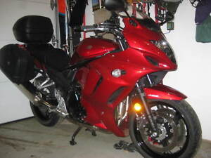 GSX 1250 FASE (BANDIT) MINT 4+YRS WARRANTY