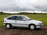 Vauxhall Astra GTE 16v Wanted