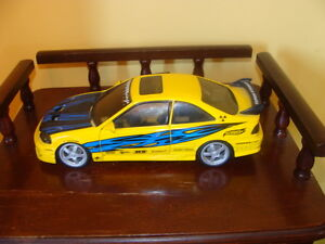 Honda Civic 2000 Mattel inc 1/18