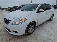 2014 NISSAN VERSA SL PERFECT STARTER CAR LOW PAYMENT APPROVAL!!!