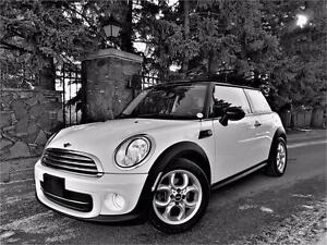 2013 Mini Cooper Low Kms Automatic Nice $18,995.00...SOLD!