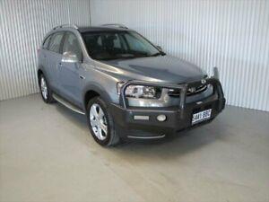 2014 Holden Captiva CG MY15 7 LTZ (AWD) Grey 6 Speed Automatic Wagon Kadina Copper Coast Preview