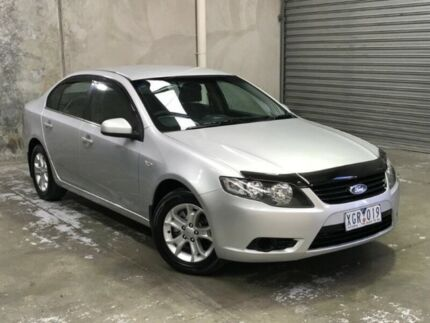 2009 Ford Falcon FG XT Silver 4 Speed Sports Automatic Sedan Mill Park Whittlesea Area Preview