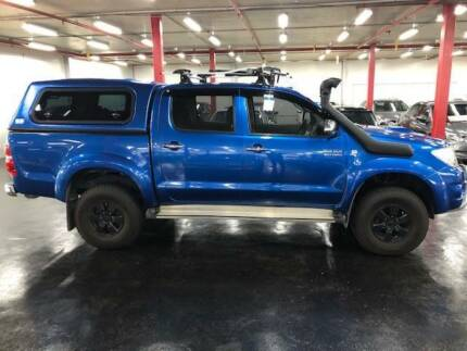 2009 Toyota Hilux Ute Fyshwick South Canberra Preview