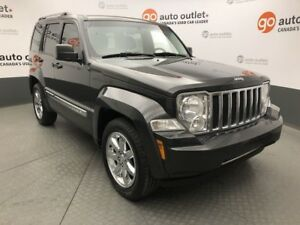 2010 Jeep Liberty Limited Edition 4x4