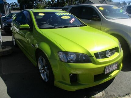 2008 Holden Commodore VE MY09 SS Green 6 Speed Sports Automatic Sedan Lawnton Pine Rivers Area Preview