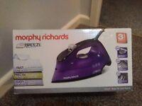 Purple Morphy Richads Breeze Iron