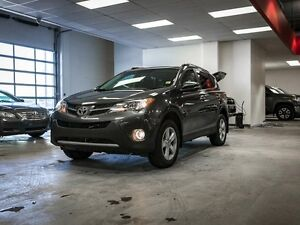 2015 Toyota Rav4 XLE, AWD, 3M HOOD, NAVIGATION, HEATED SEATS, TO