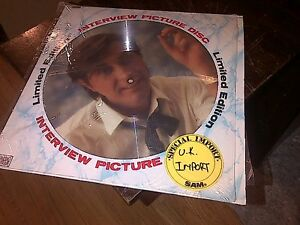BRYAN FERRY ROXY MUSIC PICTURE DISC LP VINYL UK IMPORT NEW
