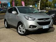 2013 Hyundai ix35 LM MY13 SE (FWD) Silver 6 Speed Automatic Wagon Belconnen Belconnen Area Preview