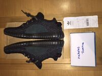 Adidas x Kanye - Yeezy Boost 350 - Adidas London Store Receipt - Pirate Black - UK 8 & UK 9