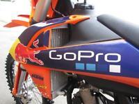 KTM SX 125 2016 MX MOTOCROSS BIKE @ RPM OFFROAD LTD
