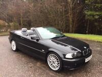 2002 02 BMW 3 SERIES 2.0 318CI 2D 141 BHP