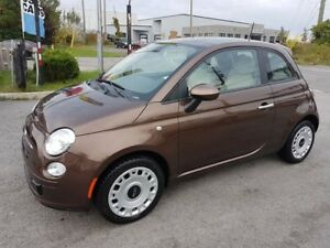 2013 Fiat 500 Pop, MANUAL, SUNROOF, ONLY 17KMS