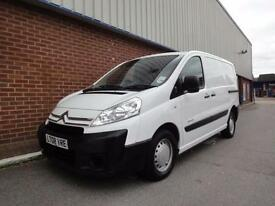 2008 CITROEN DISPATCH 1000 1.6 HDi 90 H1 Only 57,000 Miles