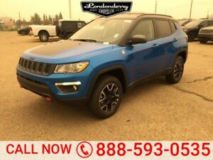 2018 Jeep Compass 4X4 TRAILHAWK             LEATHER INTERIOR  TO