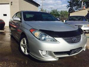 2004 Toyota Camry Solara SE High-line New Safety Only $5500