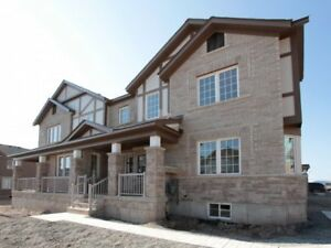 BRAND-NEW UPGRADED EXECUTIVE TOWNHOUSE IN MILTON FOR RENT
