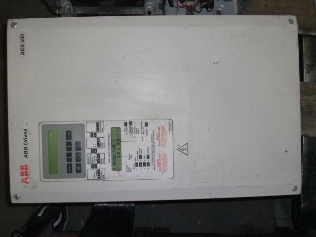 ABB  DRIVE             ACS501-040-4-00P2