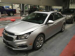2016 Chevrolet Cruze Limited LT *Roof