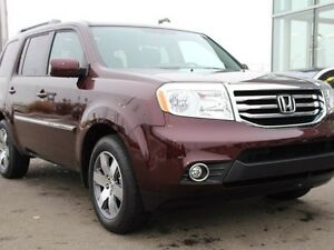 2015 Honda Pilot Touring - LOCAL ONE OWNER TRADE | NO ACCIDENTS