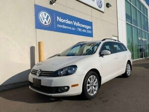 2013 Volkswagen Golf Wagon 2.0L TDI COMFORTLINE - LEATHER / HEAT