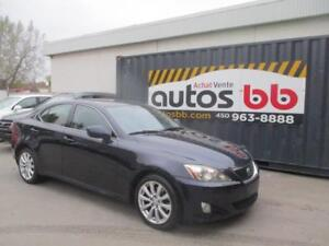 2008 Lexus IS 250 ( AWD 4x4 - LIQUIDATION )
