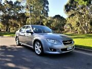 2007 Subaru Liberty B4 MY08 AWD Silver 4 Speed Sports Automatic Sedan Medindie Walkerville Area Preview