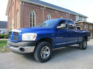 2007 Dodge Ram 1500 ST - SUPER CLEAN 4X4 READY TO GO!
