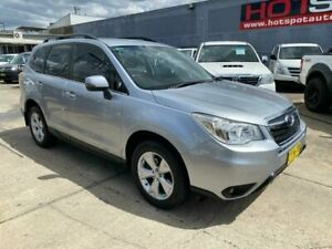 2013 Subaru Forester S4 MY13 2.5i-L Lineartronic AWD Silver 6 Speed Constant Variable Wagon Granville Parramatta Area Preview