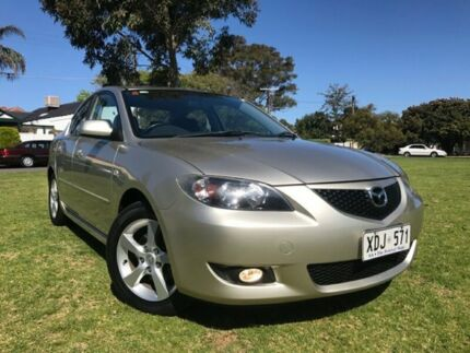 2004 Mazda 3 BK10F1 Maxx Silver 4 Speed Sports Automatic Sedan Somerton Park Holdfast Bay Preview