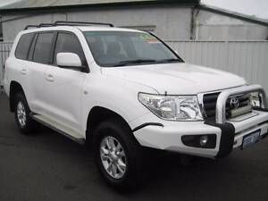 2009 Toyota LandCruiser VDJ 200 SERIES Turbo Diesel  Wagon West Perth Perth City Area Preview