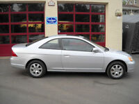 2004 Honda Civic SPECIAL EDITION--ONE OWNER---ONLY 124,000KM