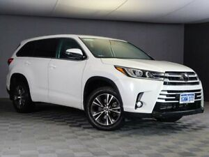 2018 Toyota Kluger GSU55R GX AWD White 8 Speed Sports Automatic Wagon Maddington Gosnells Area Preview