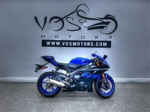 2019 Yamaha YZFR6 - V3375NP - Free Delivery in GTA**