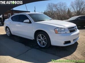 2013 Dodge Avenger SXT CERTIFIED! ACCIDENT FREE! WARRANTY!