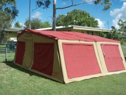 2010 GIC Camper Trailer
