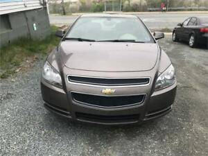 2011 Chevrolet Malibu LT Platinum Edition  AS IS