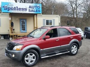2008 Kia Sorento LX Luxury Monotone Cladding