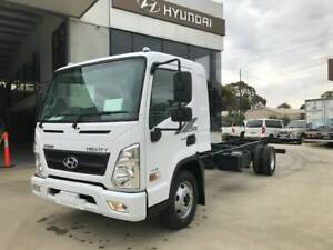 2020 Hyundai EX9 Mighty, Super Cab, MWB, 170hp Pooraka Salisbury Area Preview