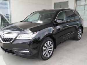 2014 Acura MDX MDX, NAVI, LEATHER, SUNROOF, AWD Edmonton Edmonton Area image 1