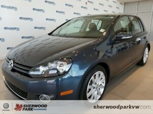 2013 Volkswagen Golf Highline