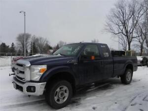 2012 Ford Super Duty F-250 SRW 4x4,